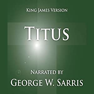 The Holy Bible - KJV: Titus Audiobook