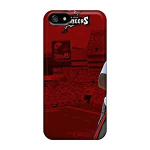 TimeaJoyce For HTC One M7 Phone Case Cover Protector Hard For HTC One M7 Phone Case Cover Support Personal Customs Stylish Tampa Bay Buccaneers Pictures [LXI14219HHIn]