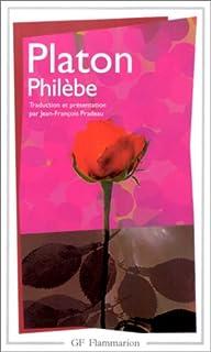 Philèbe, Platon