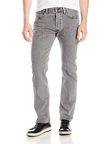 Levi's Men's 501 Original Fit Jean, Dirienzo - Stretch, 34W x 34L