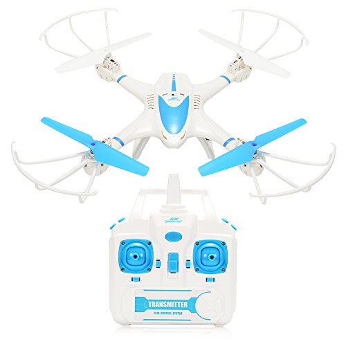 Dayan Cube DSstyles RC Town DRAGONKNIGHT 1 Quad-Copter FPV Drone with WiFi Camera Live Video Headless Mode 2.4GHz 4 Chanel 6 Axis Gyro RTF RC Quadcopter, Compatible with 3D VR Headset