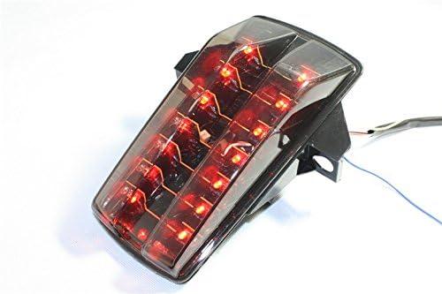 Smoke LED Tail Light Turn Signals for SUZUKI SV650 2003-2009 SV1000 2003-2007