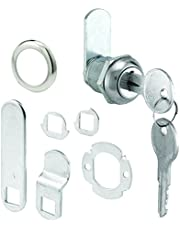 Prime-Line Products U 9941 Cam Lock, 5/8-Inch, Stainless Face, Die-Cast