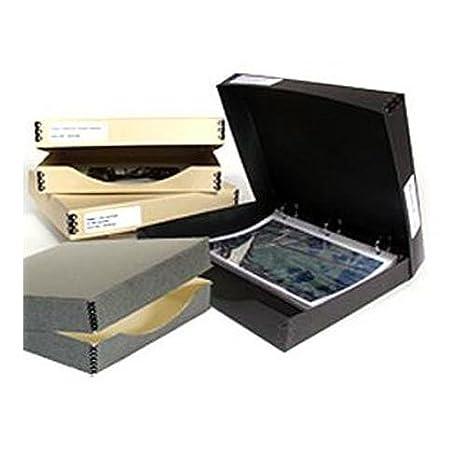 Archival Methods 6502 Three Ring Binder Box 12.25x13.25x1.5u0026quot;  sc 1 st  Amazon.com & Amazon.com : Archival Methods 6502 Three Ring Binder Box 12.25x13 ...