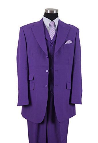 Milan (Purple Suit Mens)
