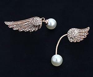 Hollowed Studs Earrings