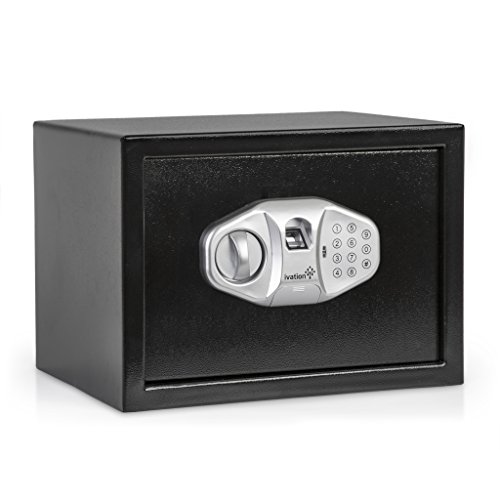 Ivation IVAFINGSAFE15 Electronic Fingerprint Manuscripts