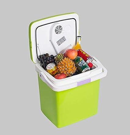 Amazon.es: 26L litros Refrigerador para automóvil Calefacción para ...