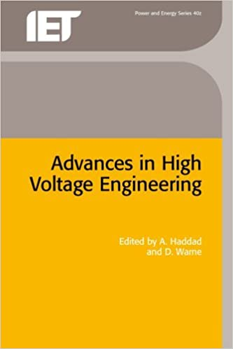 Book Advances in High Voltage Engineering (Iet Power and Energy) (2009-03-09)