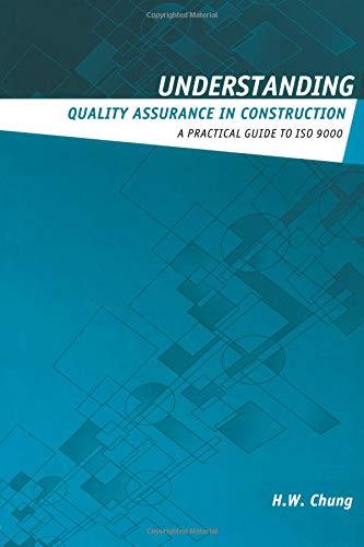 Understanding Quality Assurance in Construction (Understanding - Control Iso Document