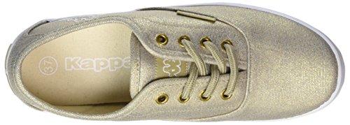 Holy Scarpe Gold Basse Donna Kappa da Shine Oro Ginnastica 6OqznFx
