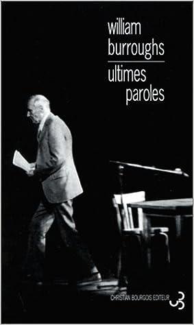 Livre gratuits Ultimes Paroles epub, pdf