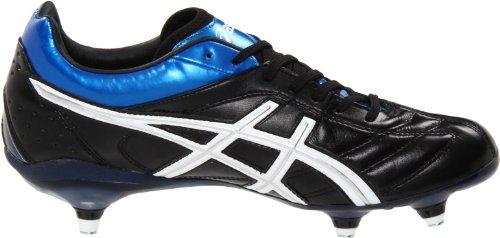 Asics - - Männer Lethal Tigreor 4 St Fußballschuhe Black/White/Pacifi