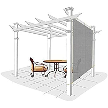 Amazon.com : EZ2hang Sun Shade Privacy Panel 3 Sides with