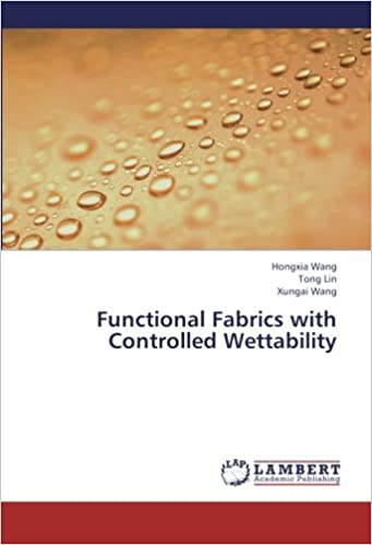 Book Functional Fabrics with Controlled Wettability