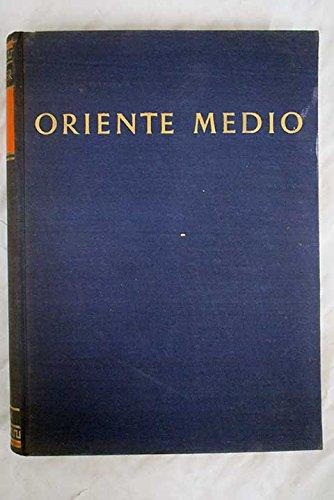 EL ORIENTE MEDIO. GEOGRAFIA FISICA, HUMANA Y REGIONAL.