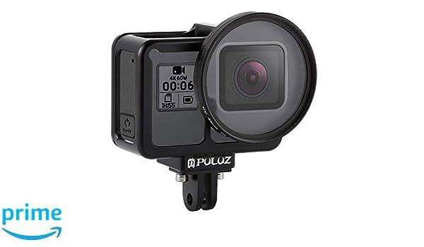 PULUZ - Funda CNC para GoPro Hero 7 Negro Hero (2018) GoPro ...