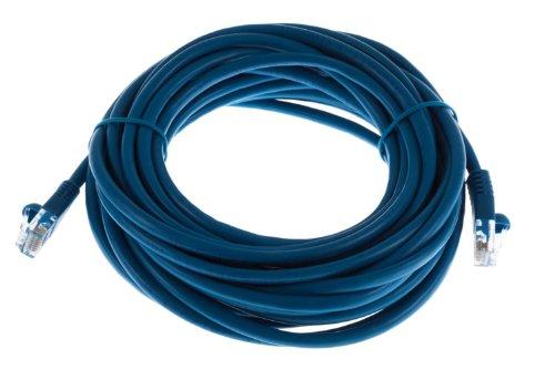 PVC Jacket Pure Copper CAT5e Snagless Boot 10ft Black UTP Ethernet Cable 10 Pack cm RJ45 Computer /& Networking Patch Cord CablesAndKits -