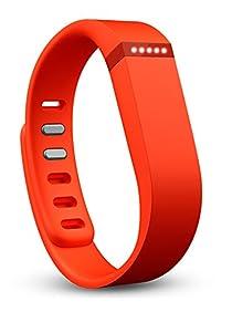 Fitbit Flex Wireless Activity + Sleep Wristband, Tangerine