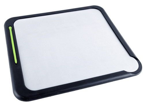 Quirky Scratch-n-Scroll Mousepad with Erasable Writing Surface