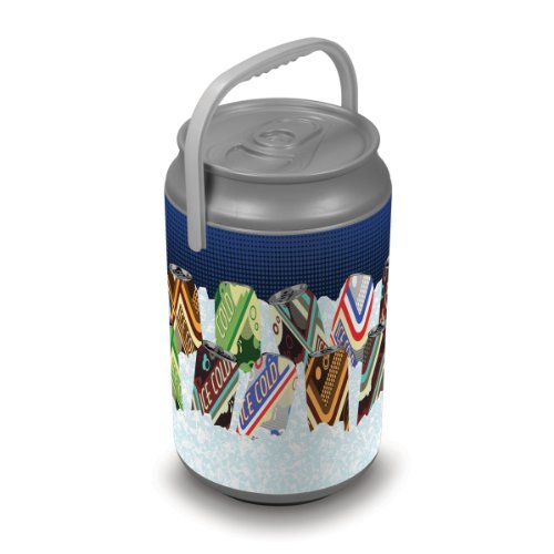 Picnic Time Insulated 27-Can Mega Can Cooler