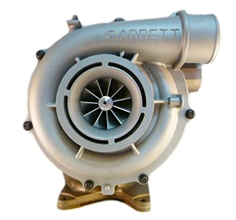 PureTurbos TC-LBZ63Billet-R Chevrolet Duramax 6.6L LBZ Diesel Truck Turbocharger with Upgraded