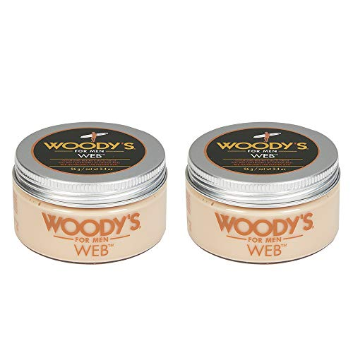 Woody's Quality Grooming Web 3.4 oz, 2 Pack