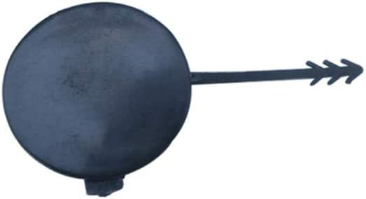 1Pcs Front Bumper Tow Hook Cover Trailer Cap Plug Trim 8K0 807 241 Generic Fit For Audi A4 2009-2012