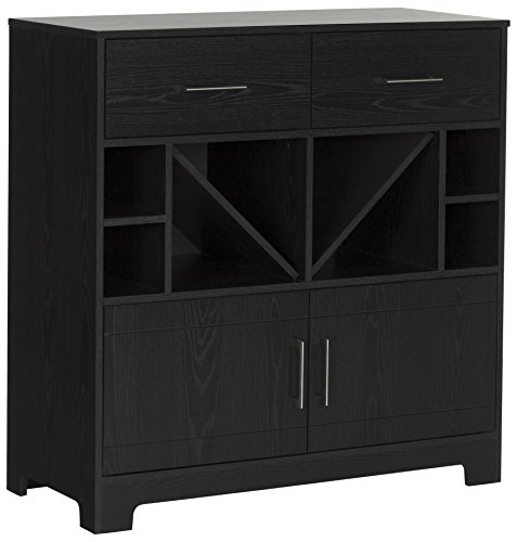 South Shore Furniture Vietti Bar Cabinet with Bottle for sale  Delivered anywhere in Canada
