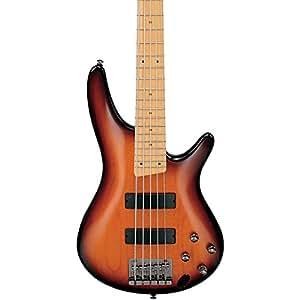 ibanez sr375m 5 string electric bass guitar musical instruments. Black Bedroom Furniture Sets. Home Design Ideas