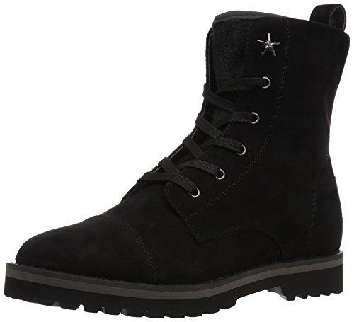 Tommy Hilfiger Women's Palmyr Combat Boot Black 30fSHo224