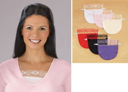 Modesty Panels Neckline Inserts Set