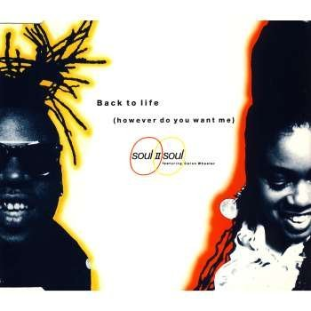 Soul II Soul - Back To Life [cd-Single, At, Virgin 662 374 211 / Tencdt 265] - Zortam Music