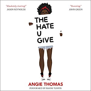 The Hate U Give Audiobook