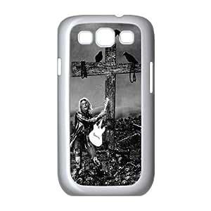 New Fashion Cover Case for Samsung Galaxy S3 I9300 with custom Kurt Cobain WANGJING JINDA