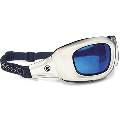Sea-Doo Watercraft Riding Adjustable Goggles White
