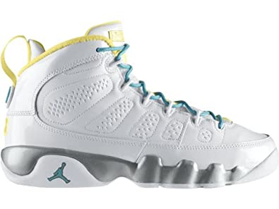 buy popular a3782 f7685 Image Unavailable. Image not available for. Color  Air Jordan 9 Retro Girls  ...