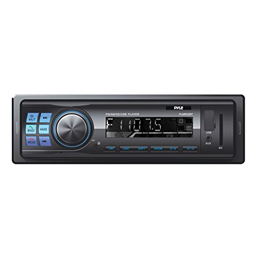 Pyle PLMR22BT Bluetooth Dash Headunit