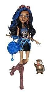 Monster High - Muñeca Robecca Steam;  hija del Doctor Chiflado (Mattel Y6272)