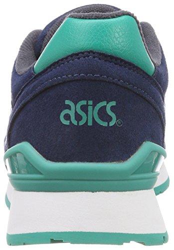 Bleu Basses atlanis Marine Gel Adulte Sneakers Asics Mixte 8CfFx1