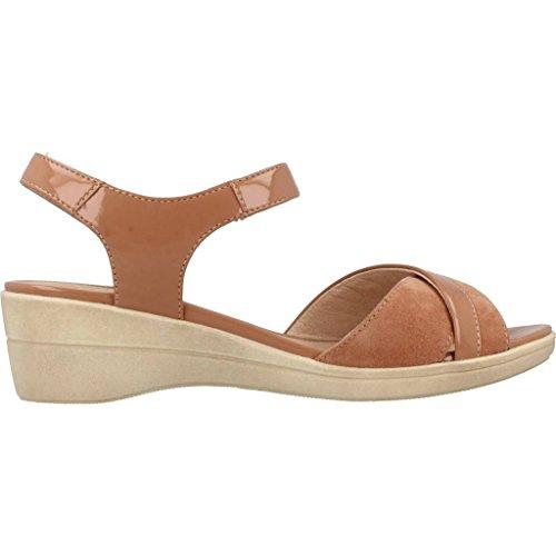 Vanità Donne Donne Marrone Stonefly Ciabatte Modello Pantofole Di Marca Sandali Colore Sandali Iii Marrone 3 TqFPqH