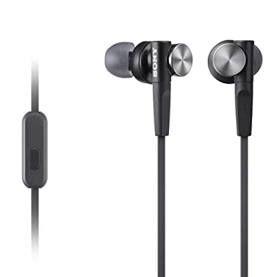 Sony Premium Lightweight Extra Bass Noise-Cancelling Headphones