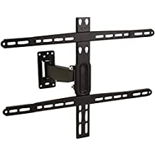 """FoxSmart 32"""" - 60"""" Articulating TV Wall Mount, Works With All Major TV Bands, LCD, Plasma"""