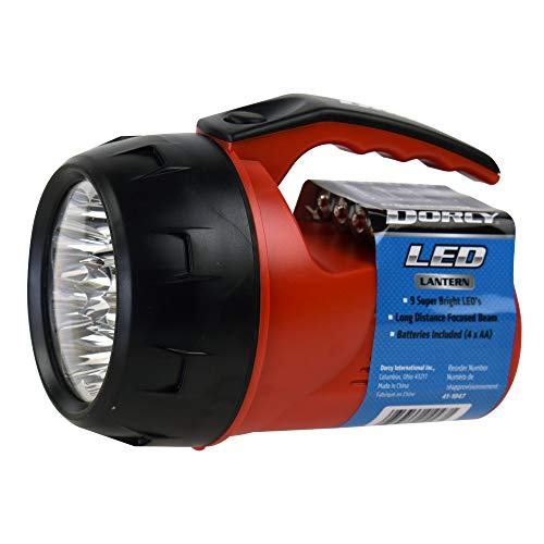 Dorcy Handheld Flashlight/Spot Light, 41-1047 (Floating Lantern Led)