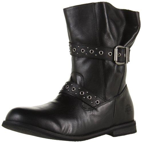 Harley-davidson Kvinnor Callista Boot Svart