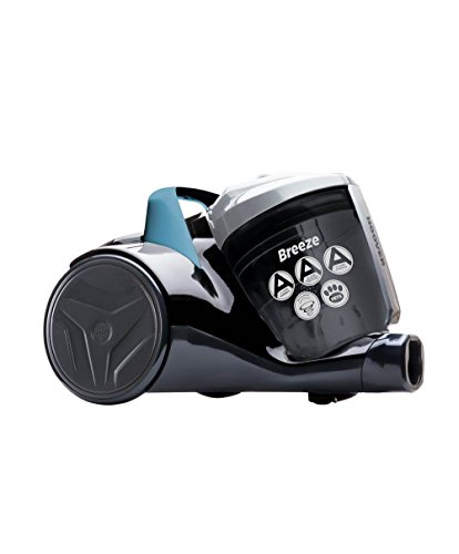 Hoover BR71BR02 Breeze Pet Compact Powerful Bagless Cylinder Vacuum Cleaner