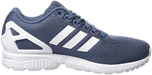 adidas Zx Flux Em, Zapatillas Unisex Adulto Azul (Tech Ink/Ftwr White/Tech Ink)