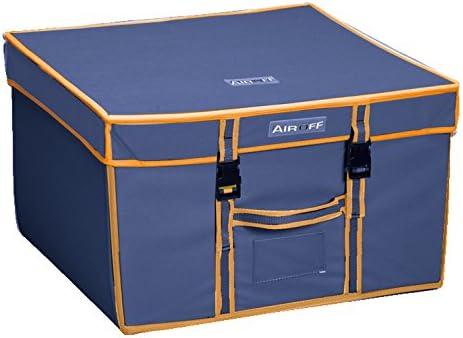 mondex M122301 - Caja con Bolsa al vacio 40x40x25cm 100 litros ...