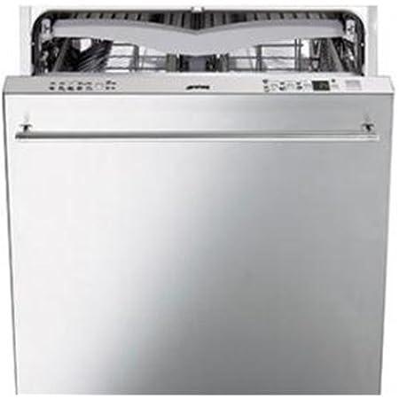 Smeg STX3C Bajo encimera 14cubiertos A lavavajilla ...