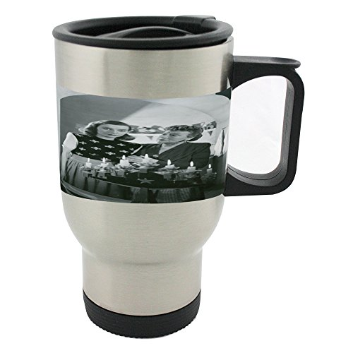 Gerd Hagaman and Naima Wifstrand 14oz Stainless Steel mug